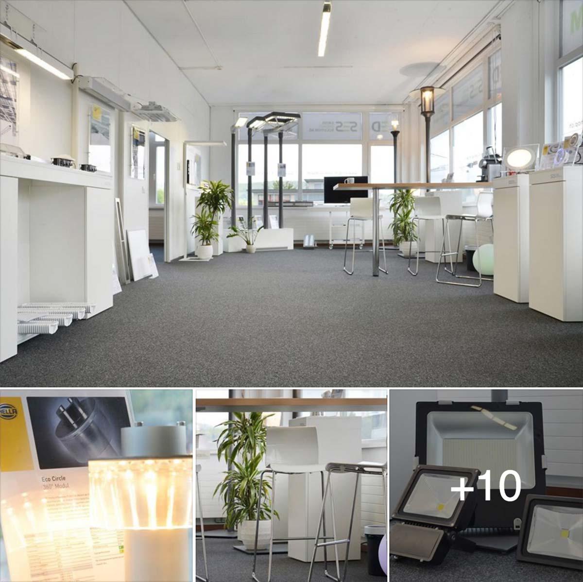 SES LED Showroom